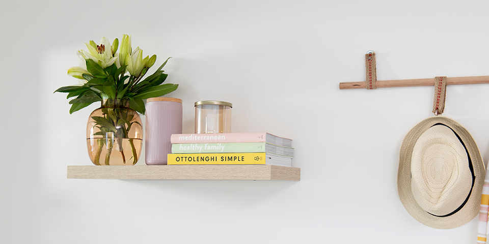 How To Install a Wall Shelf Without a Drill, You Can Follow This Tricks