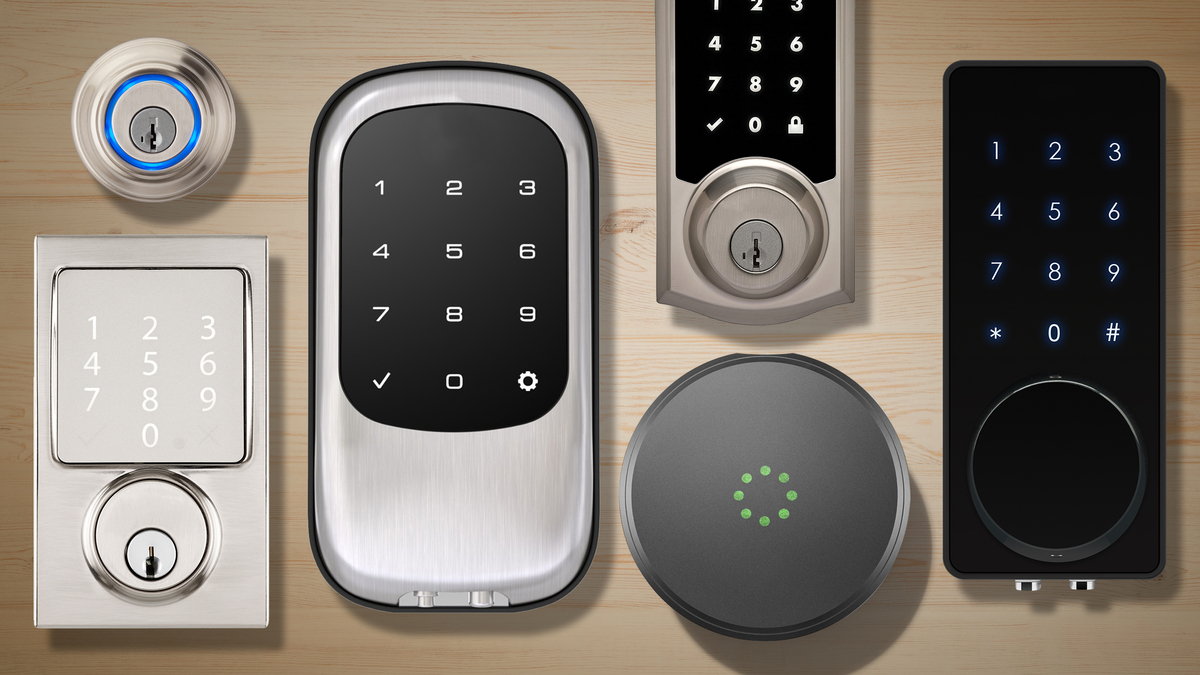 Keyless Smart Door Lock: For the Convenience and Security of Your Home