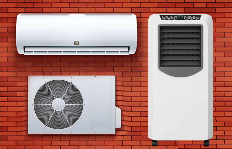 Make Your House Cool, Do You Want To Choose Wall Air Conditioning or Portable Air Conditioning?