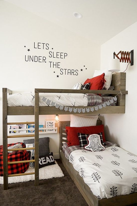 Maximize a Small Room with 7 Bunk Bed Options