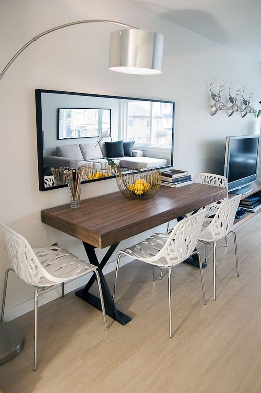 Minimalist Dining Table Design Options Ideal for Small Kitchens