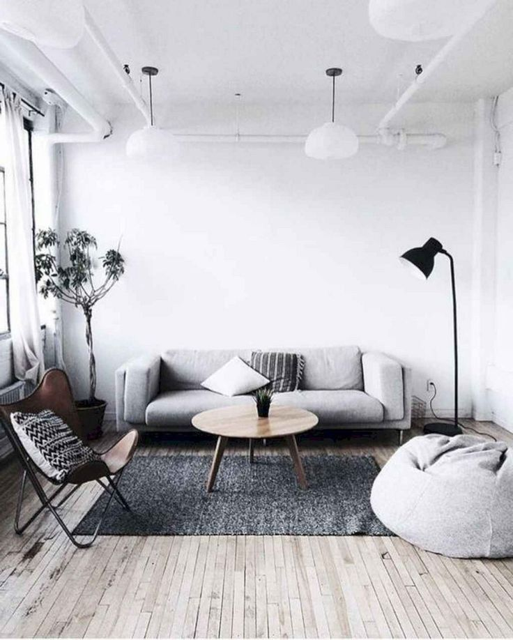 Minimalist Sofa Design Ideas For a Small Living Room at Home