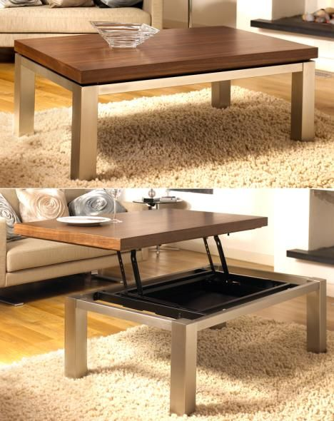 Multifunctional Wooden Table Designs That Are Suitable For You To Put In An Apartment