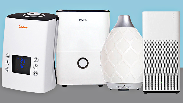 Similar But Not the Same! Get To Know The Difference Between an Air Purifier, an Air Humidifier And an Air Diffuser