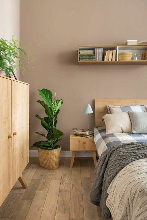 5 Ideas For Vinyl Wood Application in Japandi Home Designs