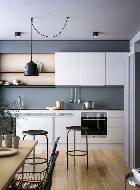 5 Inspirations For a Japandi-Style Clean Kitchen That Will Make You Cook Well!