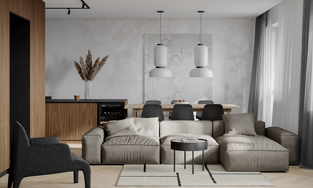 7 Gray Color Applications For Your Residential, Luxury and Classy!