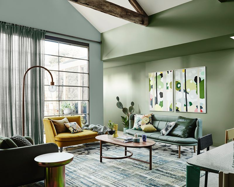 TIPS FOR CHOOSING COLORS FOR HOME INTERIOR 2021